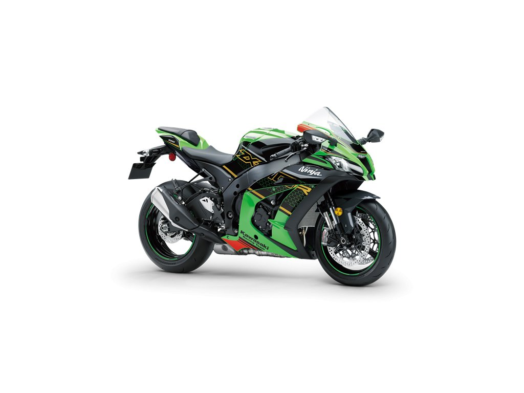 Ninja ZX-10R KRT Replica 2020_Lime Green / Ebony