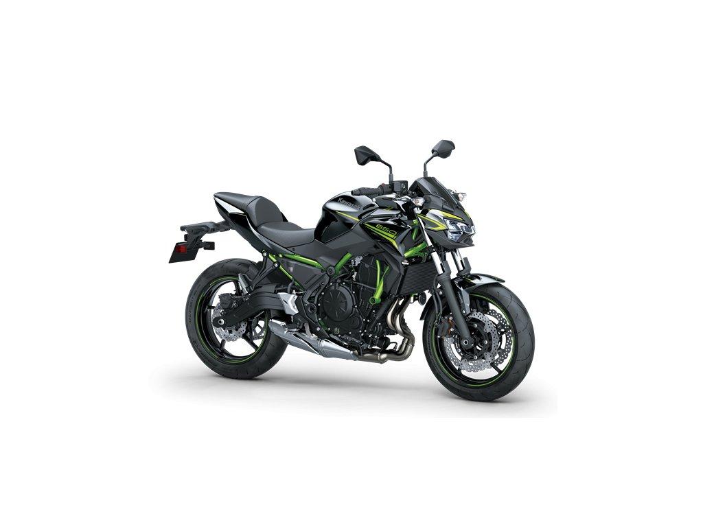 Z650 2020_Metallic Spark Black