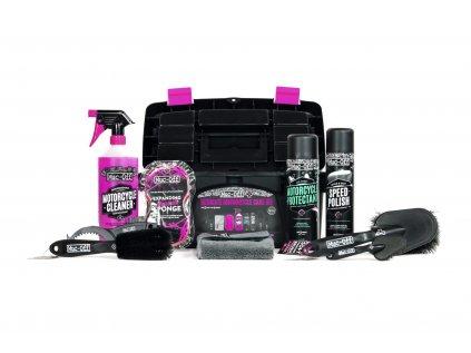 Ultimate Moto Cleaning Kit - Kompletní sada